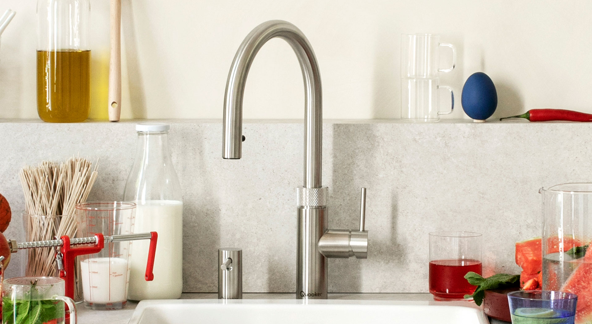 The Benefits of a Quooker Hot Tap